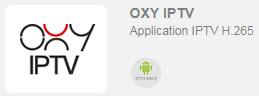 oxy iptv