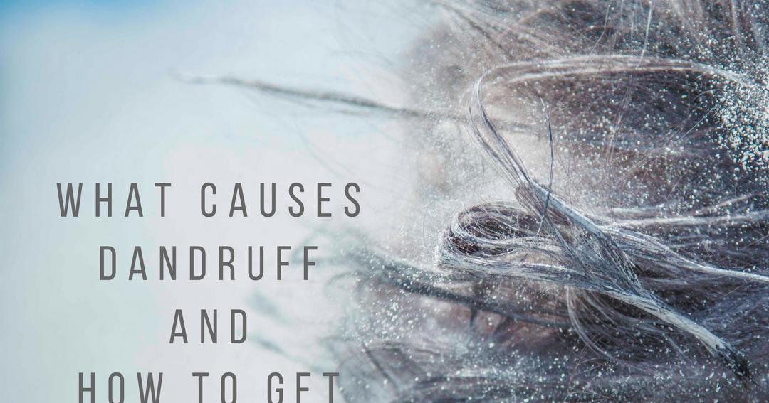 how to take off dandruff
