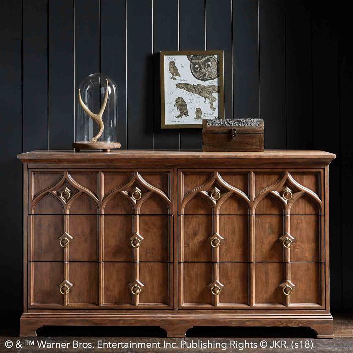 Pottery Barn Harry Potter Dresser