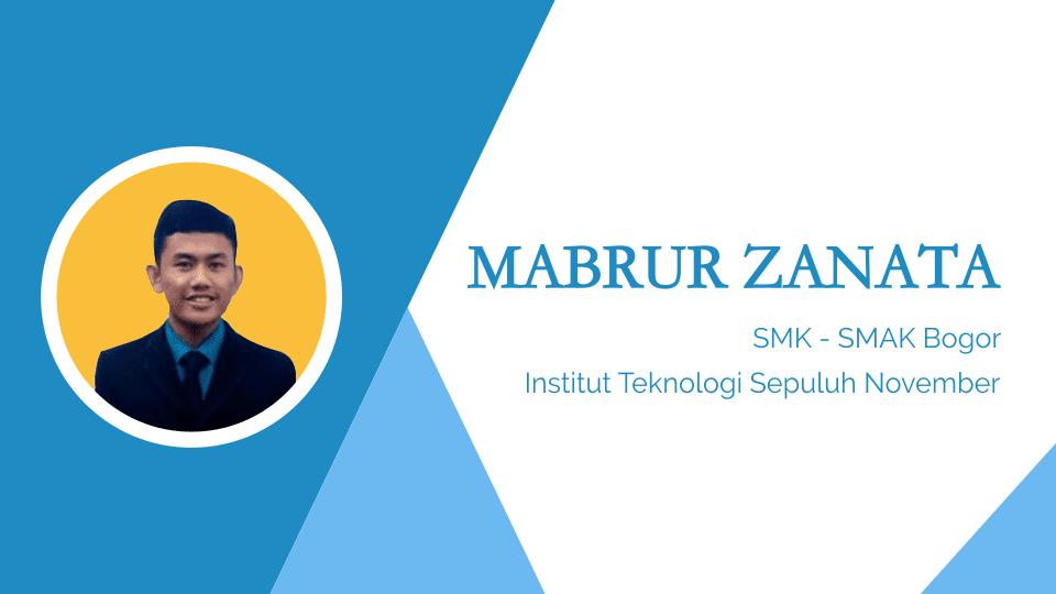 Mabrur Zanata