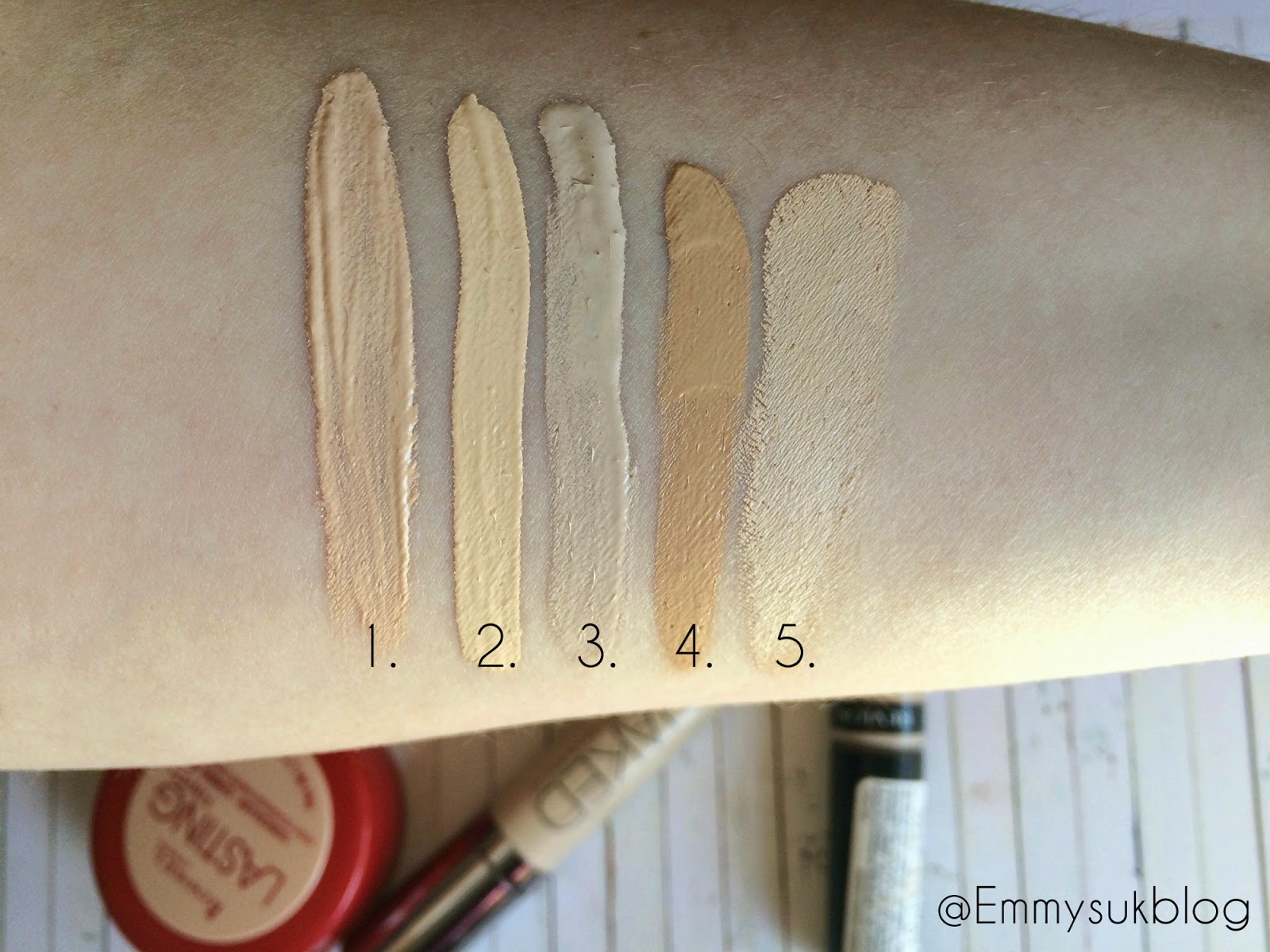 Top 5 Concealers Review