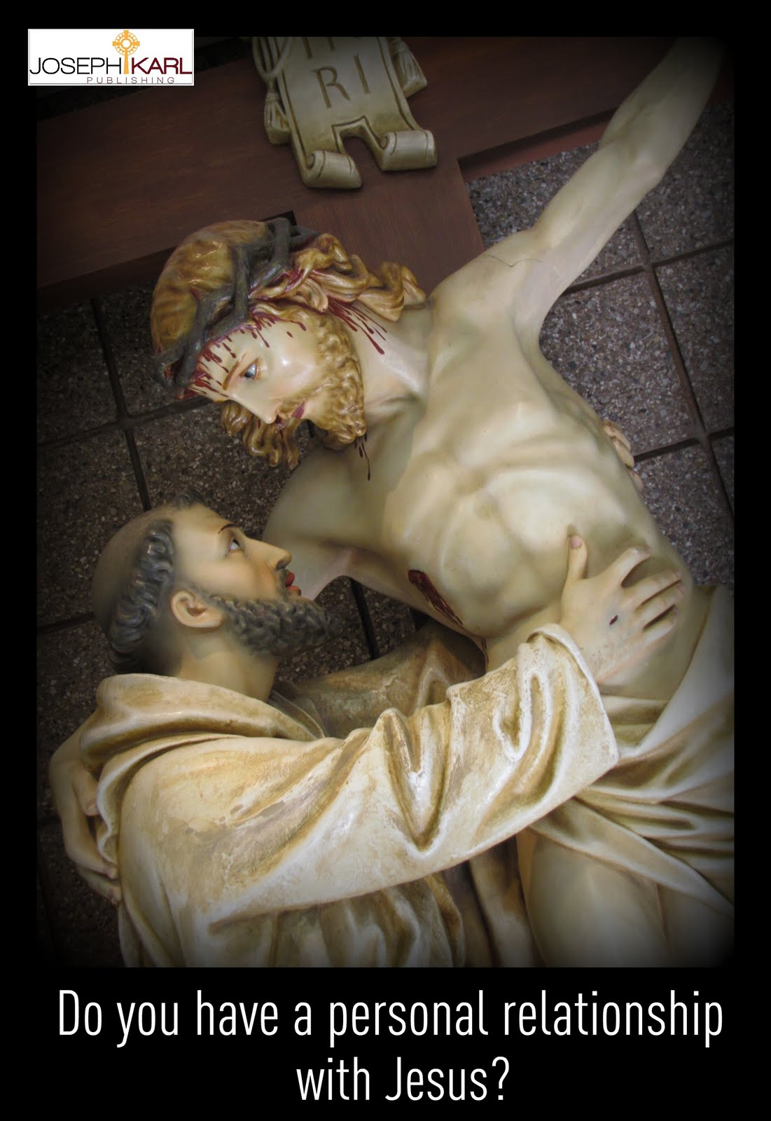 an intimate relationship with jesus