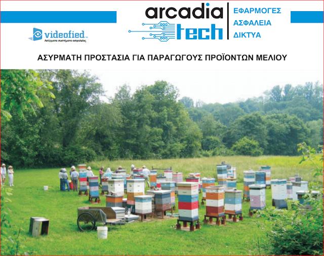 Ασύρματη προστασία Μελισσιών!!!