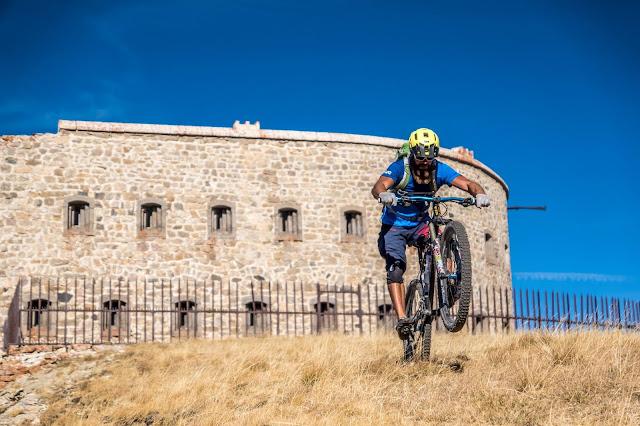 Erstbefahrungen Mountainbike