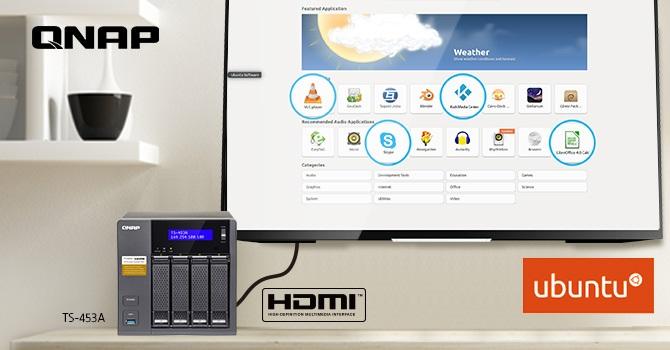 A Minha Casa Digital: Ubuntu 16 04 nos NAS da QNAP