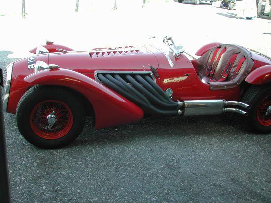 Nye Car Old Sports Cars