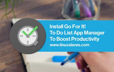 What is Best To Do List App For Linux