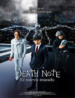 Death Note: El nuevo mundo (2016)