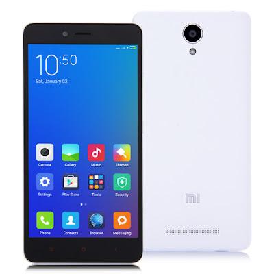 HP Andorid Tebaru Murah RAM 2 GB Xiaomi Redmi Note 2