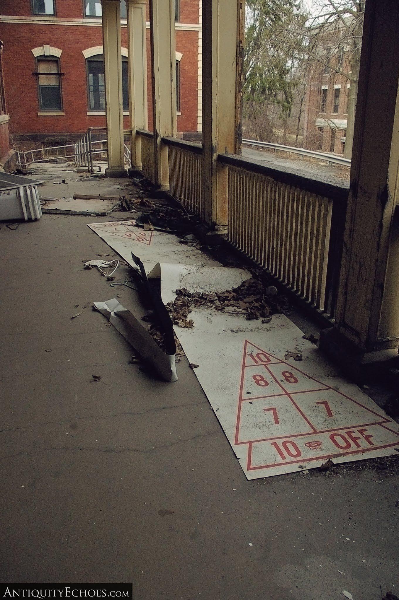 Overbrook Asylum - Lost Games