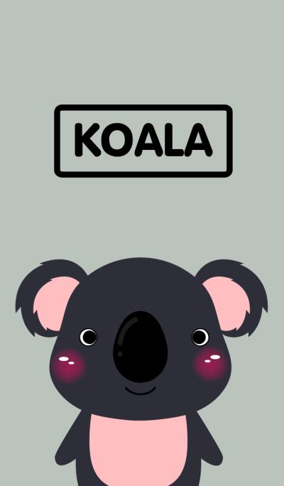Simple cute Koala theme Vr.2(jp)