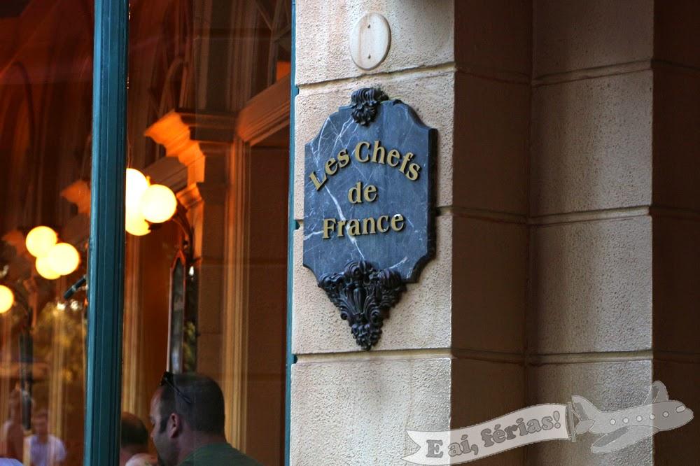 Chefs de France, Epcot, Orlando