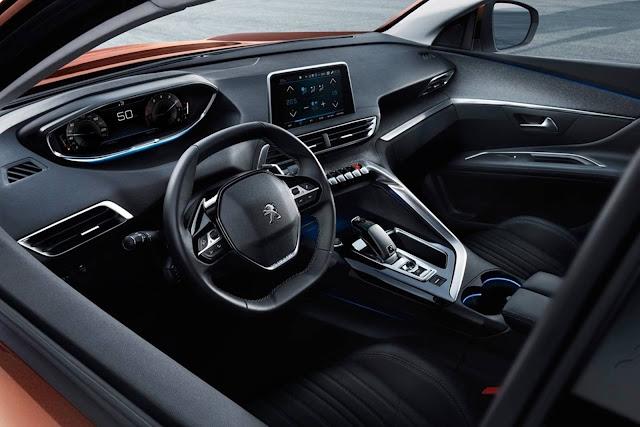 Novo Peugeot 3008