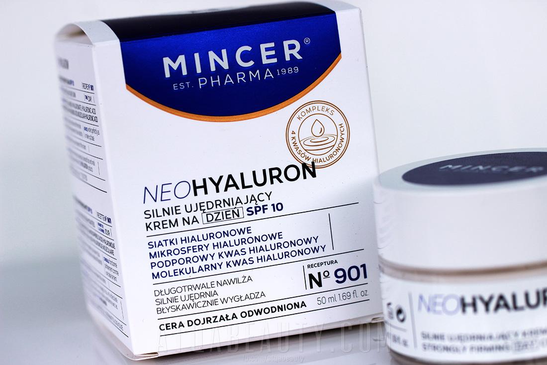 Pielęgnacja :: Dzień czy noc? <br>Mincer Neohyaluron Silnie ujędrniający krem na dzień N°901 [recenzja]