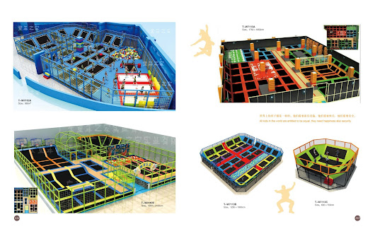Upgradable Indoor Play Equipment for All Ages