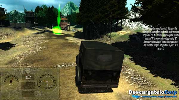 War Truck Simulator Español Juego PC