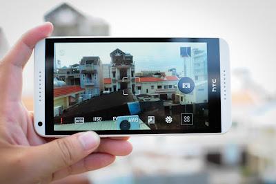 Thay mat kinh HTC desire 816