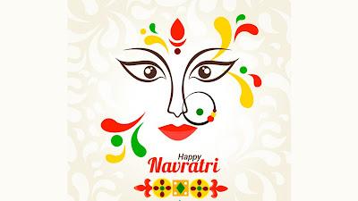 Happy Navratri High Resolution HD Photo