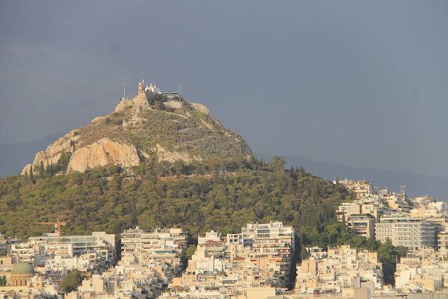 Lycabettus, Likavittos, Ateena - parisuhdematkalla ilman lapsia
