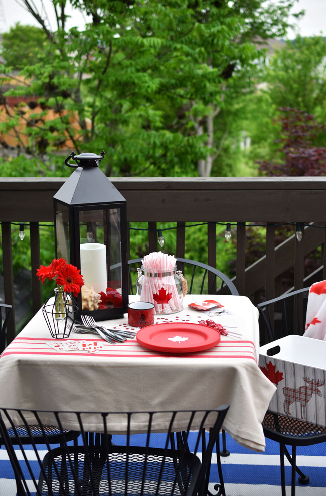 Woman in Real Life:The Art of the Everyday: Canada Day ... on Backyard Decor Canada id=34297