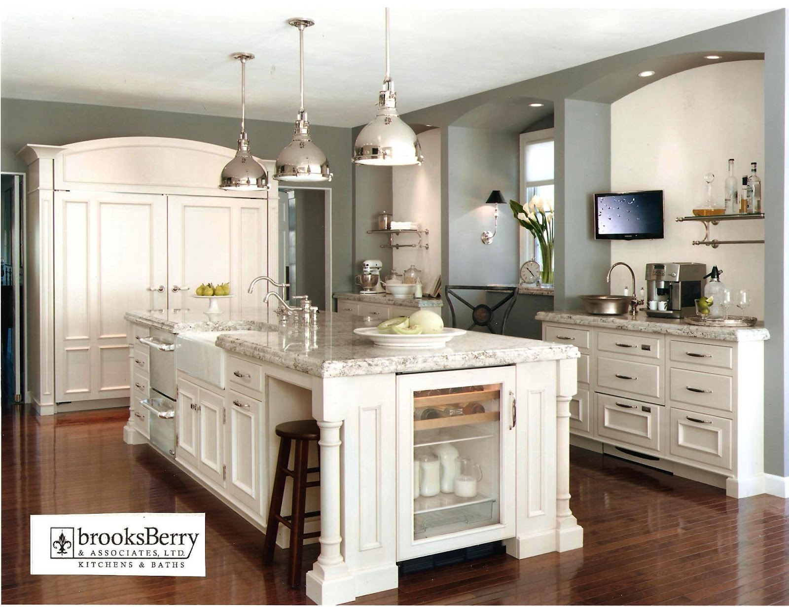 brooksBerry Inspirations: Kitchen by Meals