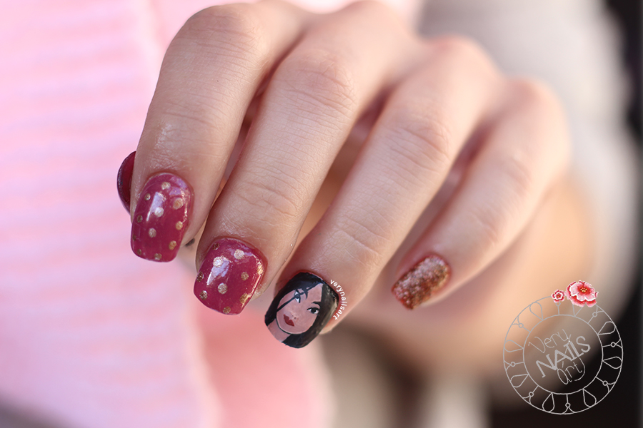 nail-art-disney-mulan