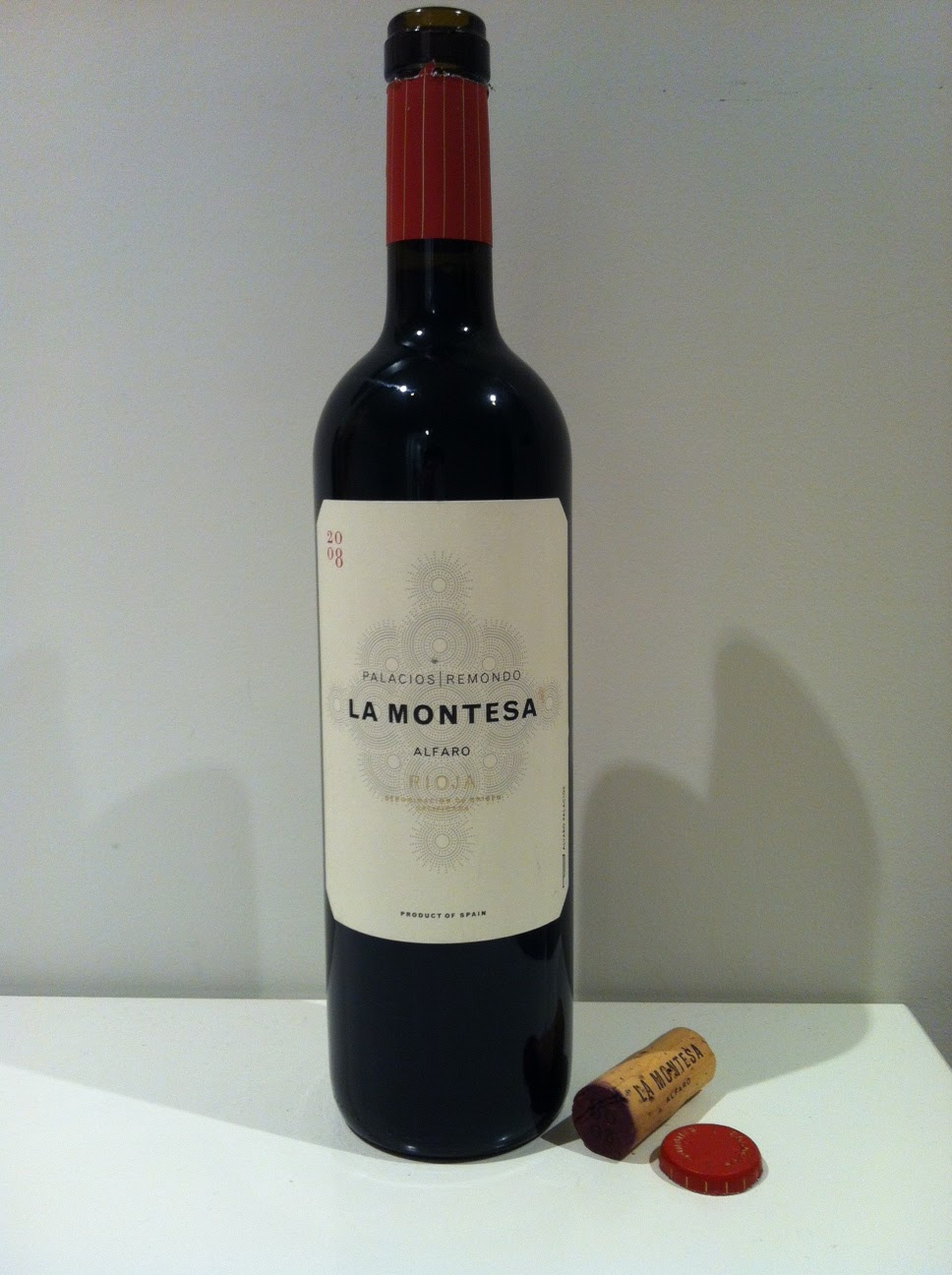 Rufusotro Vino: La Montesa 2008