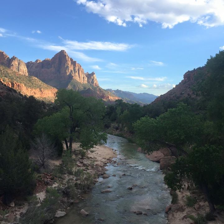 Places To Live Near Zion National Park: Random Ramblings: Zion National Park