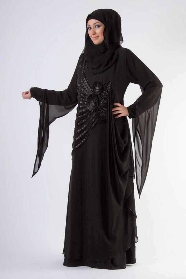 Hijab Fashion Designs For Women Abaya Fashion And