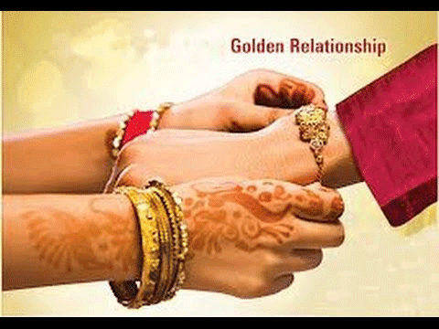 raksha bandhan hands