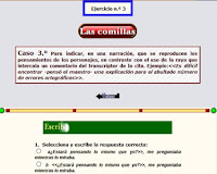 http://reglasdeortografia.com/comillas03.html