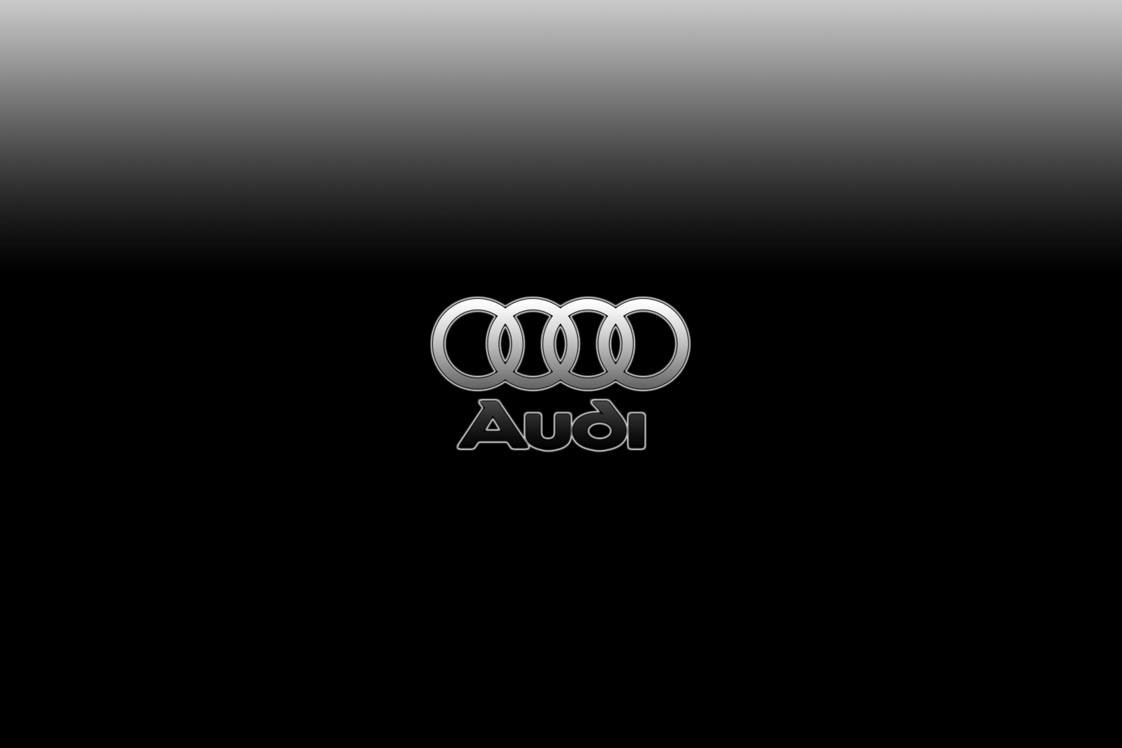 audi logo auto cars concept. Black Bedroom Furniture Sets. Home Design Ideas