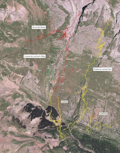 Centro de Espeleología de Aragón: CAMPAÑA DE EXPLORACION ...