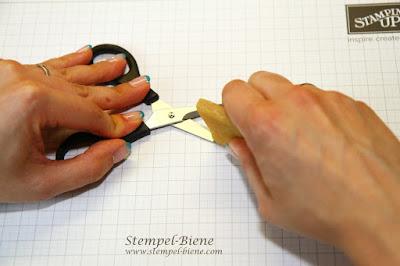Verklebte Scheren reinigen; Kleberückstände von Schere entfernen; Kleberückstände entfernen; Stempel-Biene; Stampinup Blog; Stampin Up Demosntrator