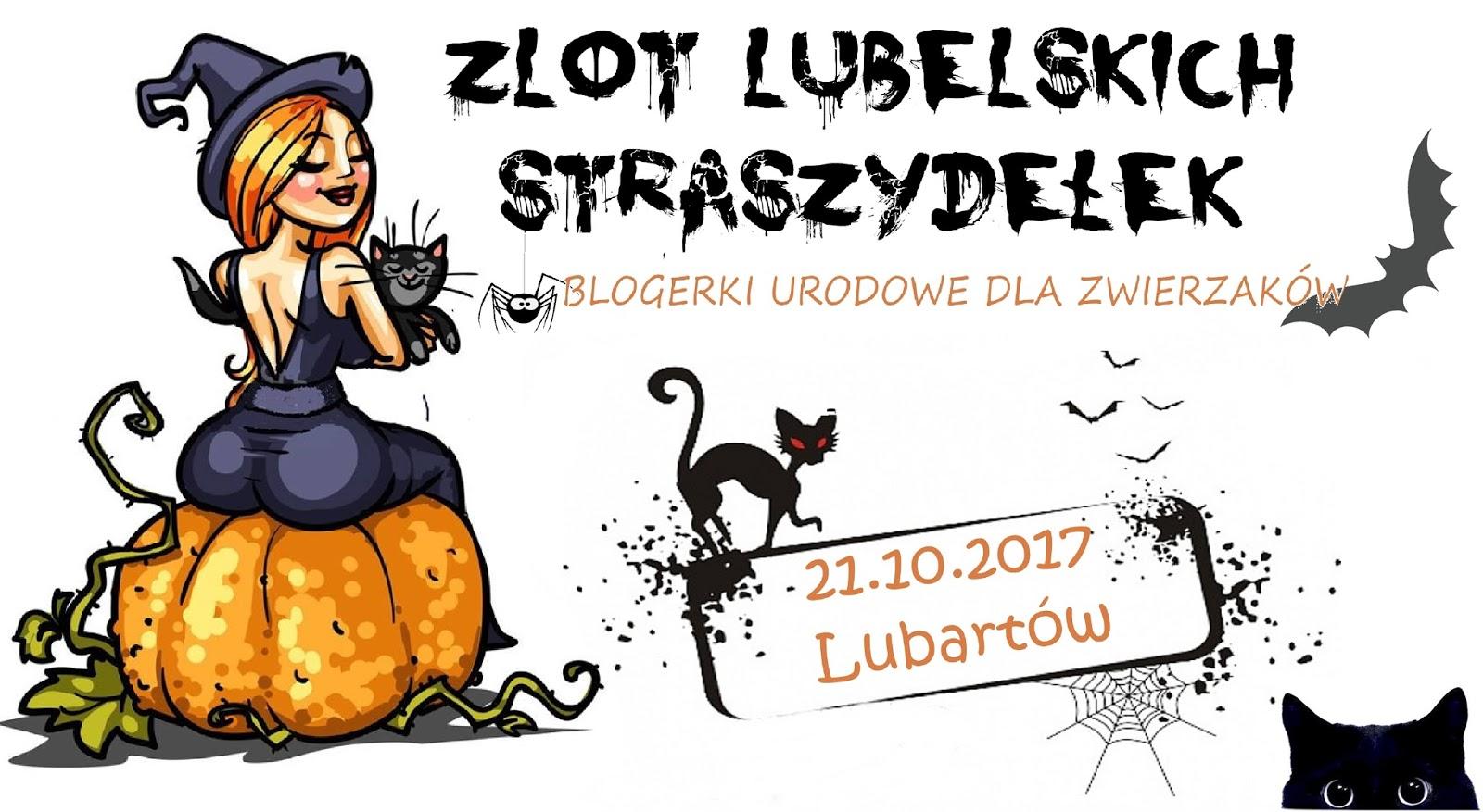 Zlot Lubelskich Straszydełek - zapraszamy na spotkanie blogerek :)