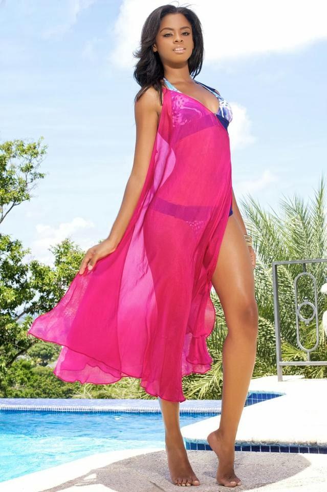 Miss Universe 2017 Trinidad and Tobago - Sweet TnT Magazine