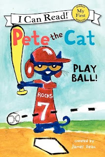 bookcover of PETE THE CAT: PLAY BALL! by James Dean