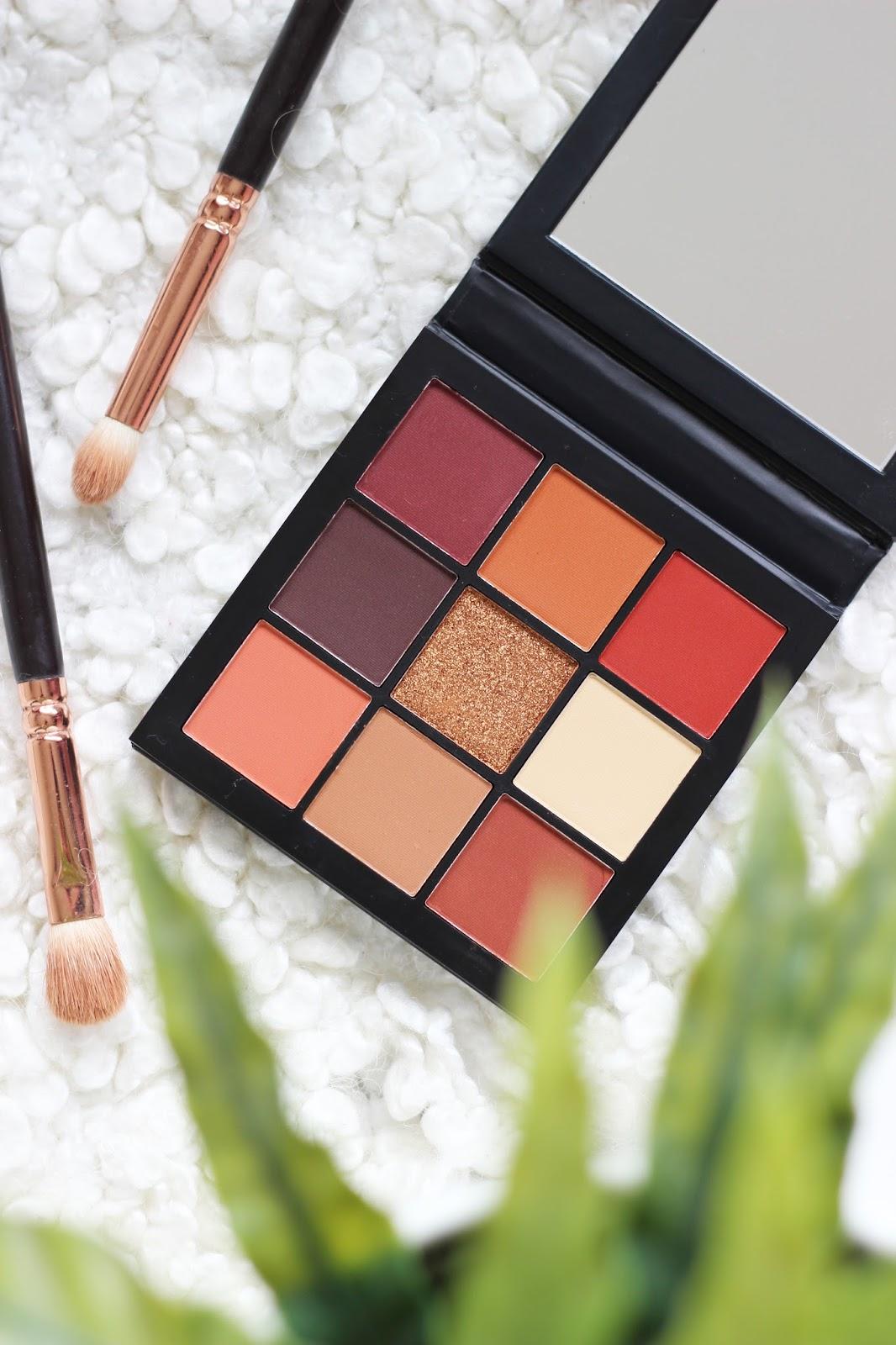 Makeup palette huda