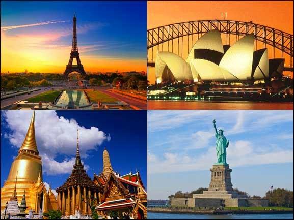 Paket Wisata Muslim Internasional (Umroh dan Non-umroh)