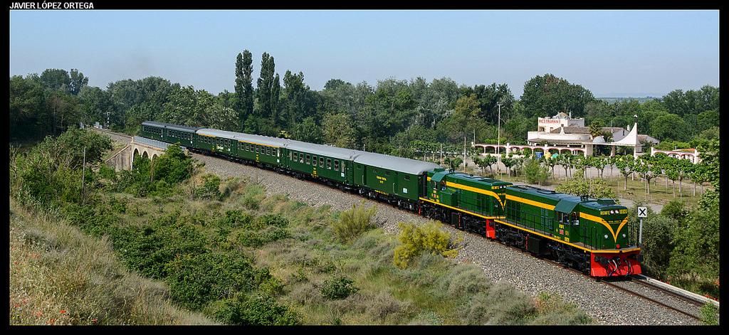 Viajes ferroviarios de ayer, hoy y mañana: Cazadores de trenes ...