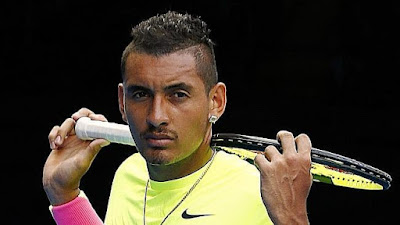 Nick Kyrgios US Open 2017