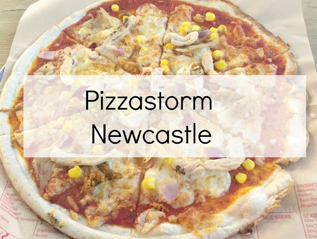 Pizzastorm Newcastle review