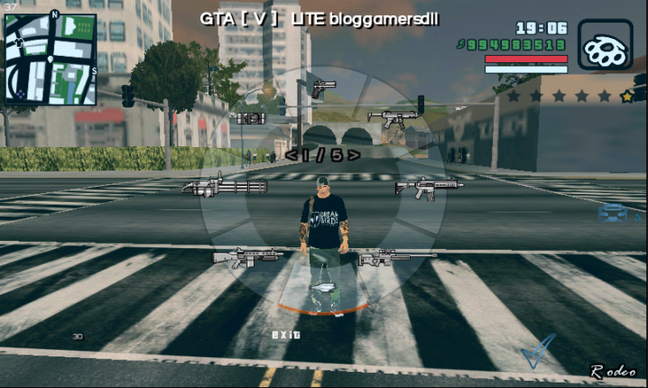 Download Gta Sa Lite Indonesia Apkdata - iTechBlogs co