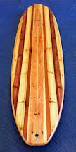 Jason Oliver Wooden Surfboards 2018