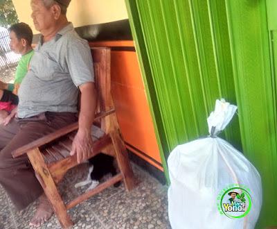 ABAH Subang, Jabar datang beli benih  Ke Warung MANGYONOcom