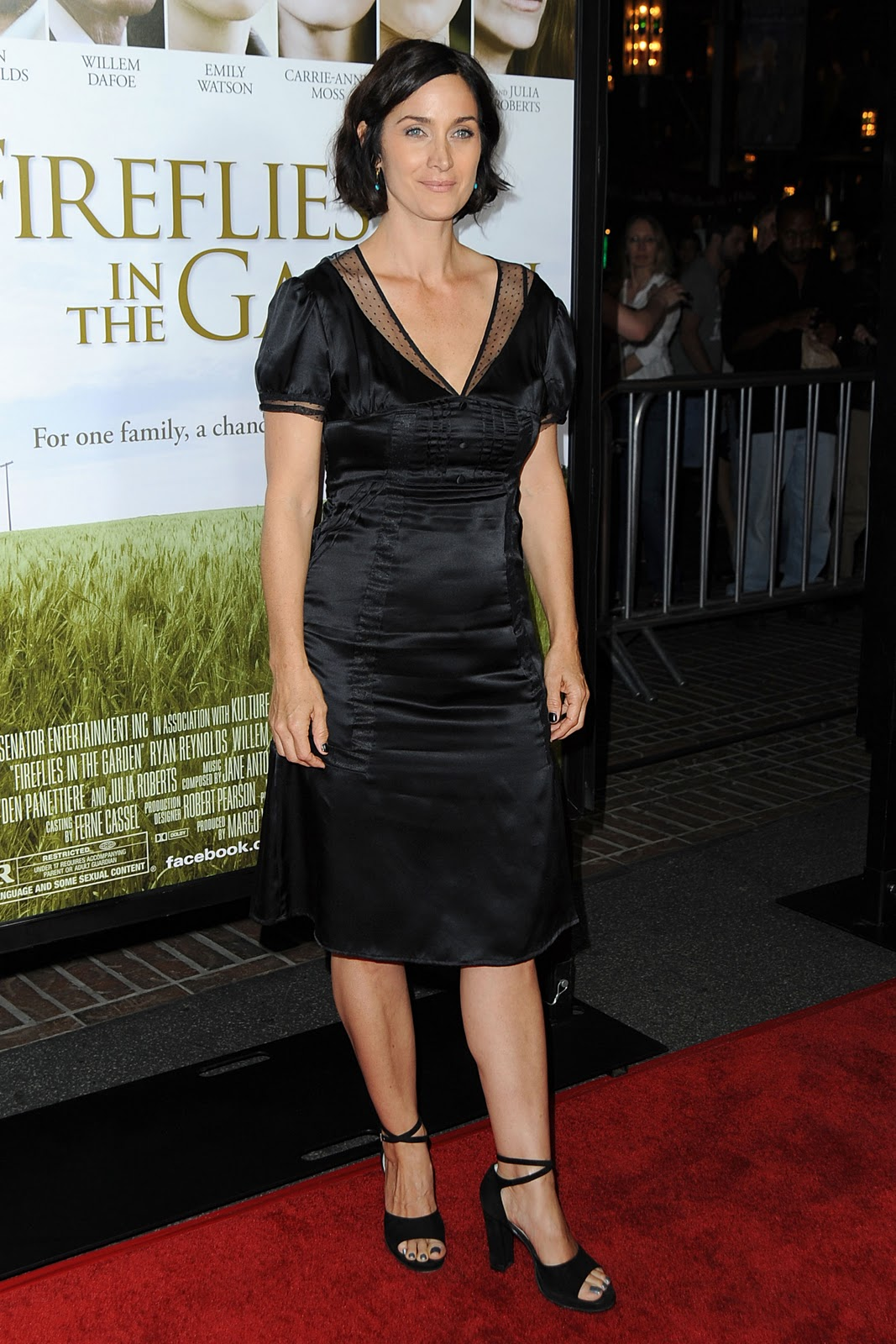 Carrie-Anne Moss August 21, 1967 (age 44)