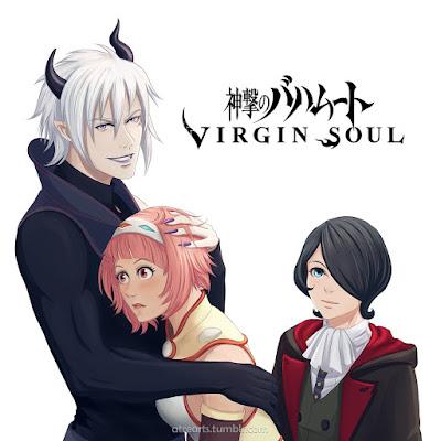 Shingeki no Bahamut: Virgin Soul Batch Subtitle Indonesia