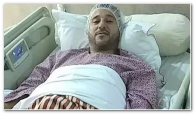 عبد الكريم الحضريوي يجري عملية جراحية كللت بالنجاح