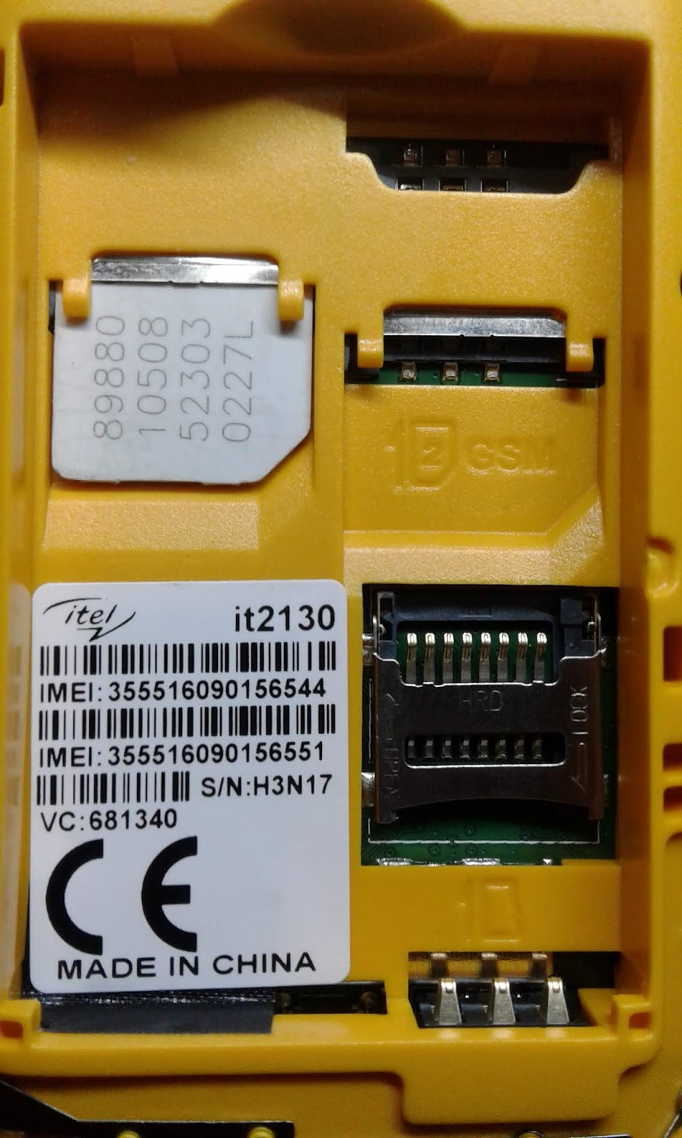 itel 2130 mtk6261 flash file without password - waiting for future