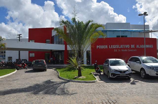 Alagoinhas: Vereadores solicitam melhorias para a cidade em sessão
